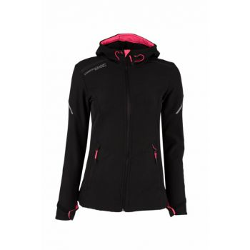 Unisex Black-Pink Coat - Harvey HARVEY