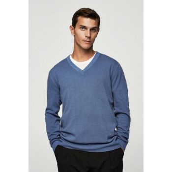 Men's Light Blue Sweater 13077620