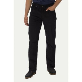 Men's Straight Straight Corduroy Trousers 00514-0794