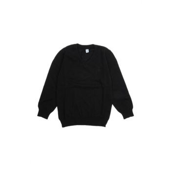 Boys' Basic V Neck Pullover 1720905100
