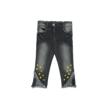 Girls' Denim Trousers 19121053100