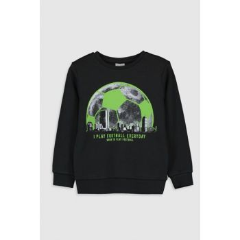 Boys Anthracite Jtk T-Shirt 9W8507Z4