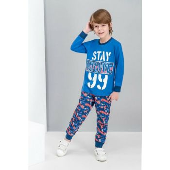 Brave Camouflage Saks Boys Children Pajamas Set RP1527-C-V2