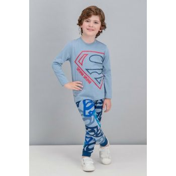 Licensed Blue Boy Pajamas Set L1049-C-V2