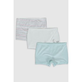 Girls' Boxer Trousers 3WG587Z4