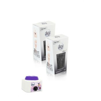 2 Box - Peeling Effect Black + Waxing Machine 2031370067117