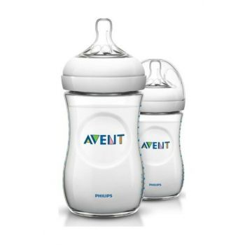 Natural Feeding Bottle 260 Ml 8710103561965