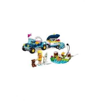 LEGO Friends Stephanie's Jeep 41364 T01041364