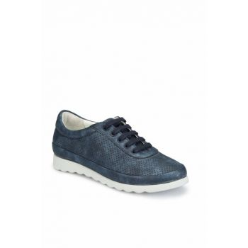 Navy Blue Women's Shoes 000000000100303839