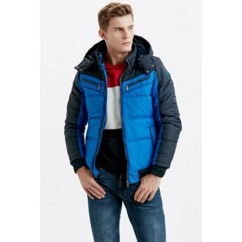 Men's Blue Coats 8W0058Z8