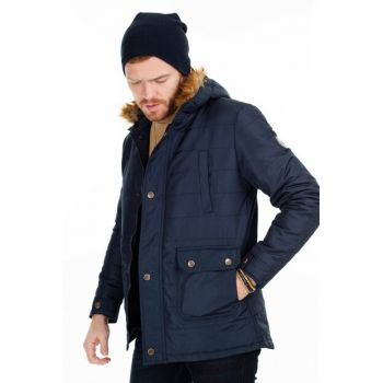 Hooded Slim Fit Coat MEN MONT 2162033W0