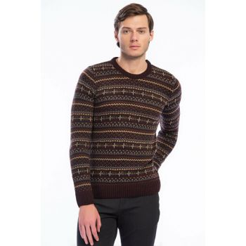 Men's Newdelwin O Neck Sweater 191 LCM 241094