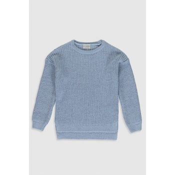 Girl Child Blue Csv Sweater 9WH865Z4