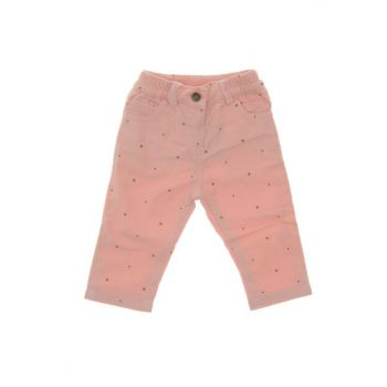 Baby Girl Velvet Trousers 18221097100