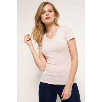 Women's Basic V Neck Body I3511AZ.17CW.PN368