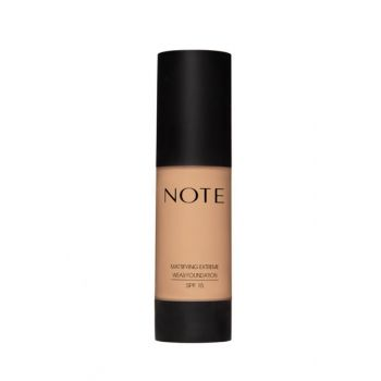 Mattifying Extreme Wear Foundation 07 Apricot 35 ml 8680705313074