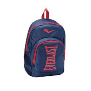 Navy Blue Unisex Backpack /