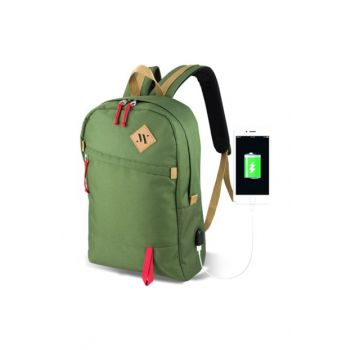 My Valice Smart Bag Freedom Usb Charging Entry Smart Backpack Green /
