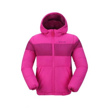 2As Aneto Children Coat Pink / Purple 2Asw17W050002Pnkpk01 2ASW17W050002PNKPK01