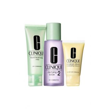 3-Step Skin Care Set - Skin Type 2 Dry / Combination 020714598983