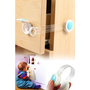 2'Li Baby Drawer Cabinet Protection Lock ABO.03085.00