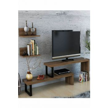 Dırva Walnut Tv Unit PUTV4039