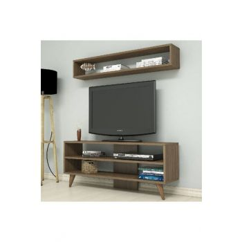 Boom Walnut Tv Unit PUTV4027