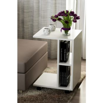 General Side Table White 8681506222893