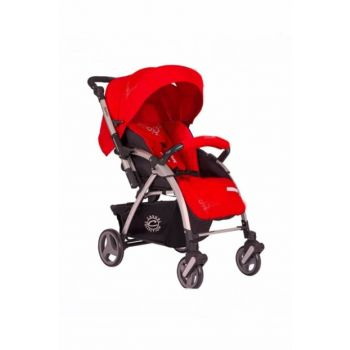 Casual Sonic Two Way Baby Stroller Red / 11005-000002_R003