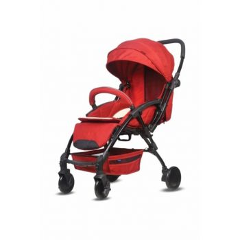Babyhope Lavida Bidirectional Baby Stroller Red / 1003304