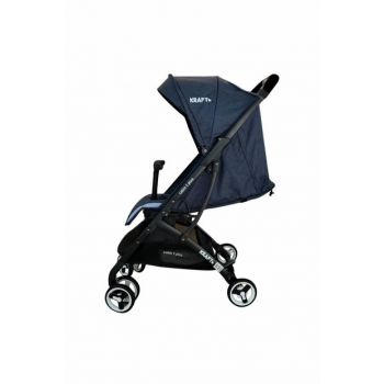 Kraft Cabin Plus T Baby Stroller Navy Blue / IB31218