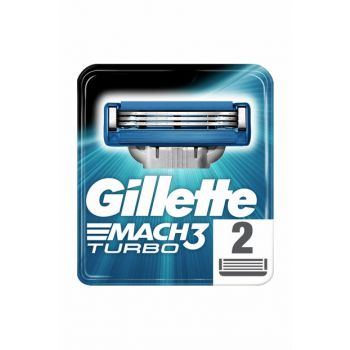 Mach3 Turbo Replacement Razor Blades 2 in 1 3014260275143