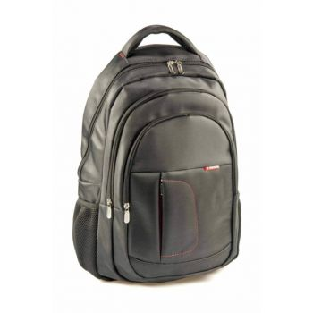 "Classone Milano Series Macbook Air -Ultrabook Compatible Backpack 10-15.6 ""Black BP-L100 1031212"