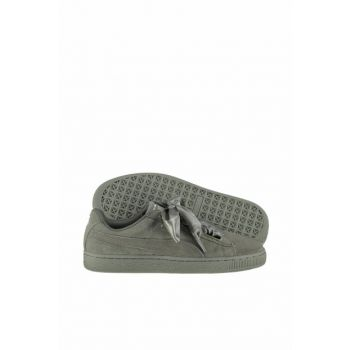Women's Sports Shoes - 36521002 Suede Heart Pebble Wn'S - 36521002