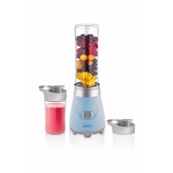Shb 3150 Smoothie Blender Set (Blue - Pink) 201800000015