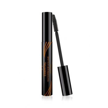 Waterproof & Volume Black Mascara - Essential Waterproof Volume Mascara 8691190070687