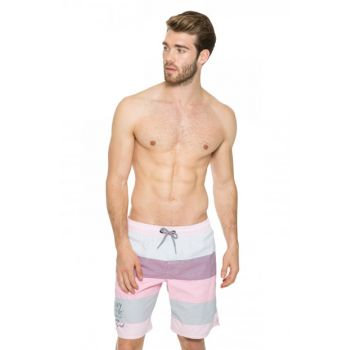 Men's Pink Sea Shorts CCU-1855-1085_282