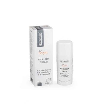 Be Bright AHA / BHA Cream 33 ml 8697796000929