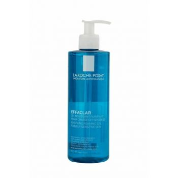 Cleansing Gel for Oily and Sensitive Skin - Effaclar Gel 400 ml 3337872411991