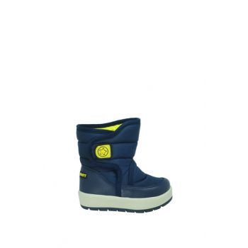 Navy Blue Children's Boot & Bootie - Dabby - EA27OB27294-400