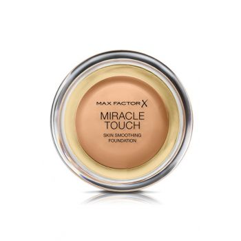 Compact Foundation - Miracle Touch Foundation 080 Bronze 5011321338586