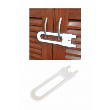 HomeCare Baby Child Protection Rail Cabinet Lock 422315