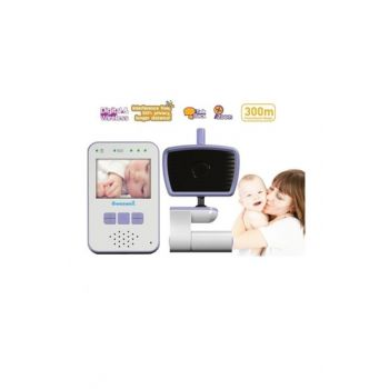 Weewell Wmv812 Digital Video Baby Transceiver WMV812