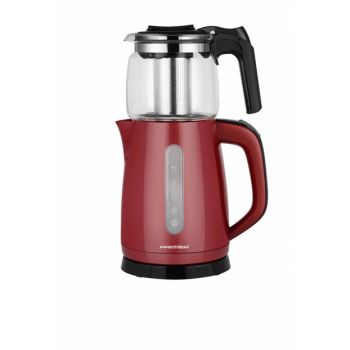 PTP3170-Red Electric Tea Kettle PTP3170