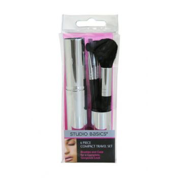 6pcs Makeup Brush Set 079625021288