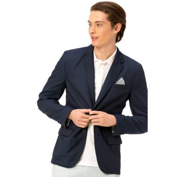 Young Men's Navy Blue Jacket 8S3646Z6 8S3646Z6