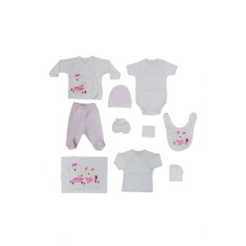 Bebengo 3663 10'Lu Baby Hospital Outlet Set IB32708