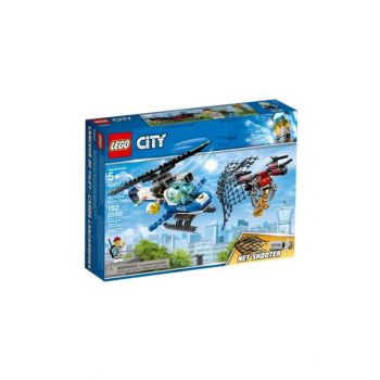 Lego City 60207 Sky Police Unmanned Air Vehicle Tracking / U302018