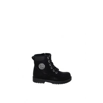 Black Children's Boots & Bootie - 27290-F - EA27OF27290-500
