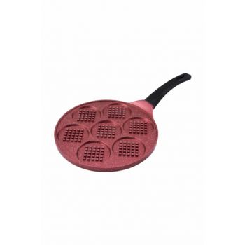 Smile 26 cm Waffle Pan Red 600.15.01.0187